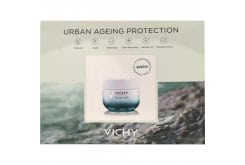 Vichy Πακέτο Urban Ageing Protection Slow Age Creme, 50ml & Δώρο Η Καθημερινή Ρουτίνα Ομορφιάς