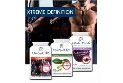 Healthia PROMO Xtreme Definition Πακέτο για Τέλεια Γράμμωση, 3 τεμάχια