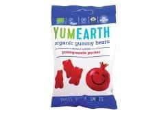 Yumearth Organic Gummy Bears Βιολογικά Ζελεδάκια από Ρόδι, 50gr