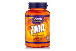 Now ZMA 800 mg, w/ Zinc, Magnesium & Vitamin B-6, 90 caps