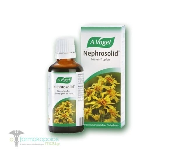 A. Vogel Nephrosolid 50ml