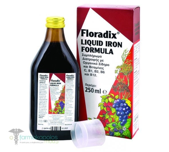 Power Health Floradix, 250ml