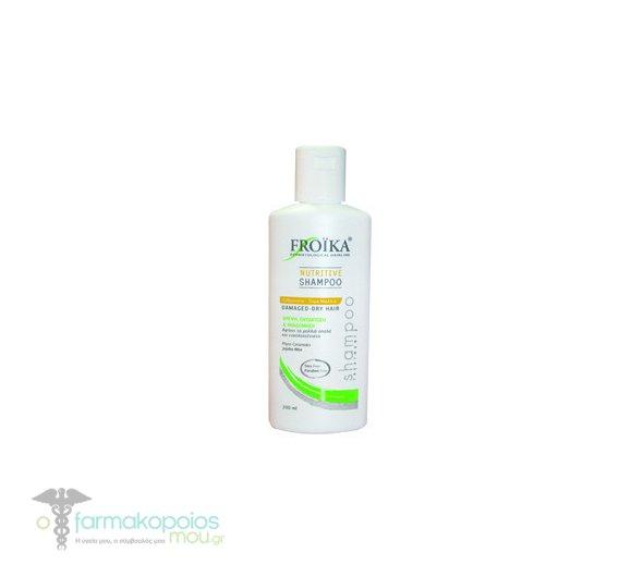 Froika Nutritive Shampoo, 200ml