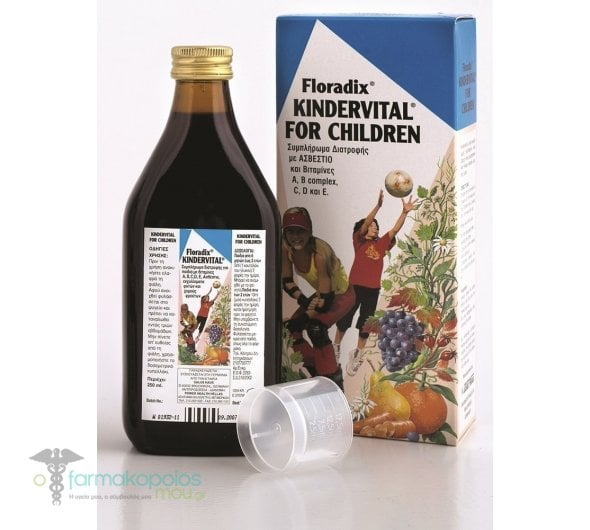 Power Health Floradix Kindervital, 250ml