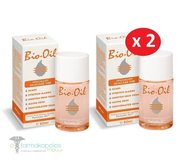 2x Bio Oil PurCellin Oil