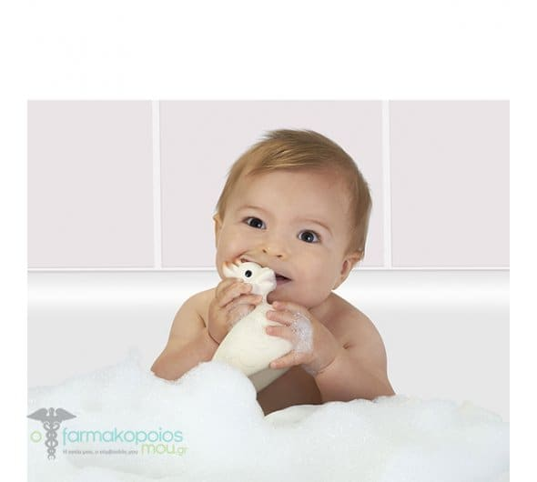 Sophie la Girafe so Pure Bath Toy S220118 Σόφι η καμηλοπάρδαλη Παιχνίδι Μπάνιου, 1 τεμάχιο