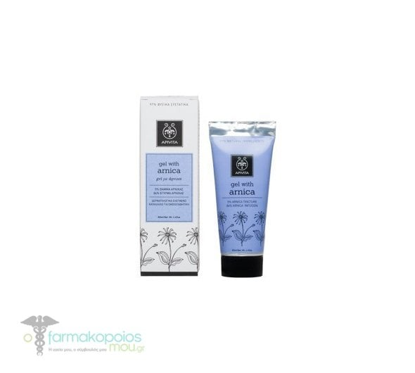 APIVITA Herbal Cream Gel with Arnica,40ml