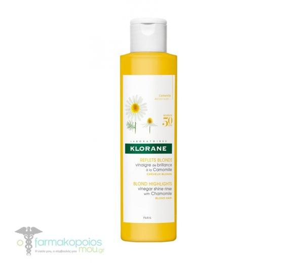 Klorane Sheen-Enhancer Vinegar, 200ml