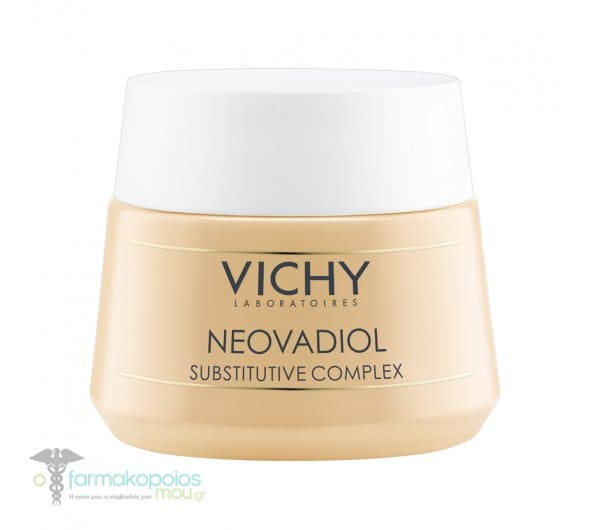 Vichy Neovadiol Compensating Complex +50% FREE PRODUCT Menopausal Replenishing Care for Normal/Combination Skin, 75ml
