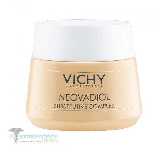 Vichy Neovadiol Compensating Complex +50% ΕΠΙΠΛΕΟΝ ΠΡΟΪΟΝ Αντιγηραντική κρέμα Ημέρας, για Ξηρές Επιδερμίδες, 75ml