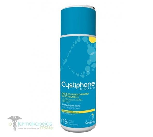 Biorga Cystiphane Shampoo, 200ml