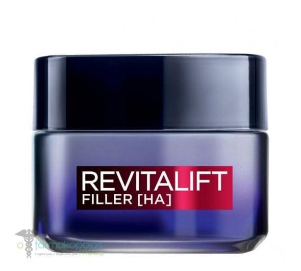 L'oreal Paris Revitalift Filler Night Cream Anti-Age Night Cream, 50ml