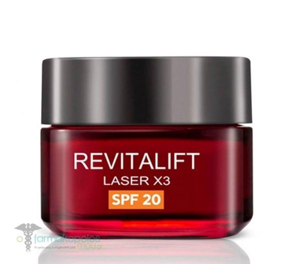 L'oreal Paris Revitalift Laser Renew SPF20 Anti-Aging Cream, 50ml