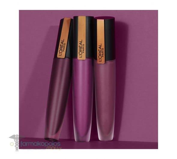 L'oreal Paris Rouge Signature 104 - I Rebel Liquid Lipstick, 1 pc