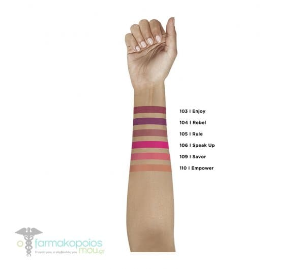 L'oreal Paris Rouge Signature 109 - I Savor Liquid Lip Ink, 1 pc