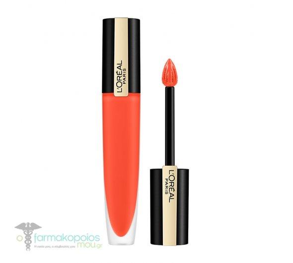 L'oreal Paris Rouge Signature 127- I Revolutioniz Liquid Lip Ink Υγρό Κραγιόν, 7ml