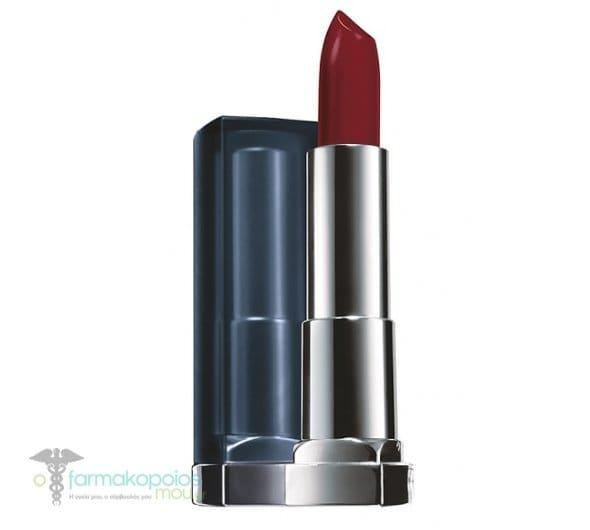 Maybelline Sensational Matte Lipstick Ματ Κραγιόν, 4.4gr - No.970 DARING R