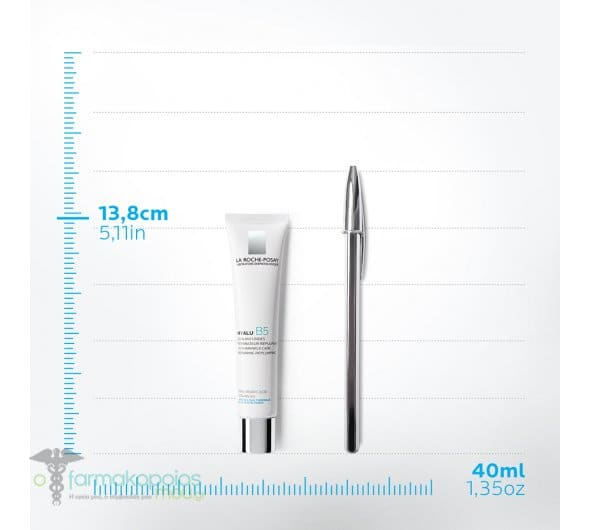 La Roche Posay Hyalu B5 Cream Αντιρυτιδική & Επανορθωτική Κρέμα, 40ml
