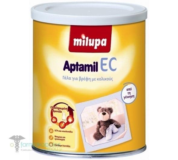Milupa Aptamil EC - Extra Care, 400gr