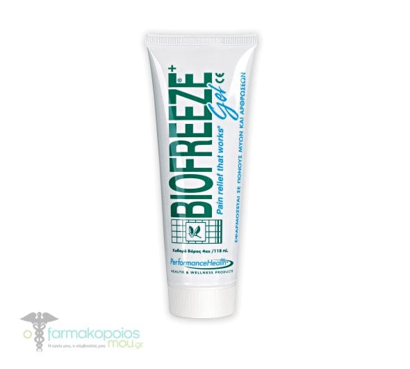 Biofreeze gel, 118 ml