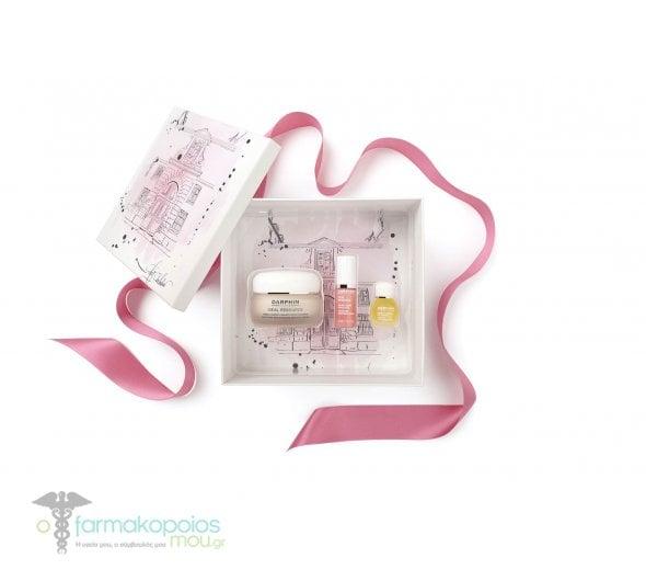 Darphin Ideal Resource Set με Ideal Resource Smoothing Retexturizing Radiance Cream Κρέμα για Αντιγήρανση, 50ml, Ideal Resource Wrinkle Minimizer Perfecting Serum Ορός για μείωση των Ρυτίδων, 5ml & Jasmine Aromatic Care Αιθέριο Έλαιο Γιασεμί, 4ml