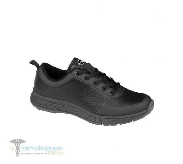 7d0d5e1099a Scholl Professional Energy Plus Man Black Ανδρικό Ανατομικό Παπούτσι για  απαιτητικούς επαγγελματίες, Μαύρο Χρώμα,