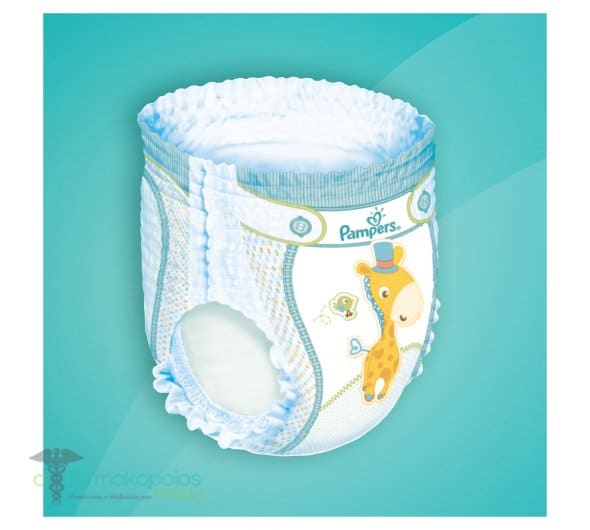 Pampers Pants Value Pack No.6 (Extra Large) 16+ kg Βρεφικές Πάνες Βρακάκι, 25 τεμάχια