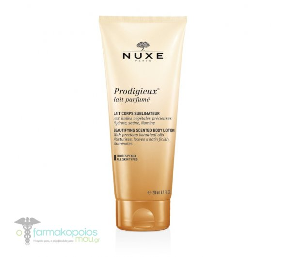 Nuxe Prodigieux Moisturising Body Lotion with Essential Oils, 200ml