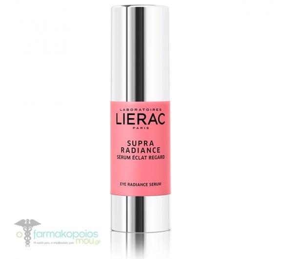 Lierac Supra Radiance Eye Serum, Ορός Λάμψης Ματιών, 15ml
