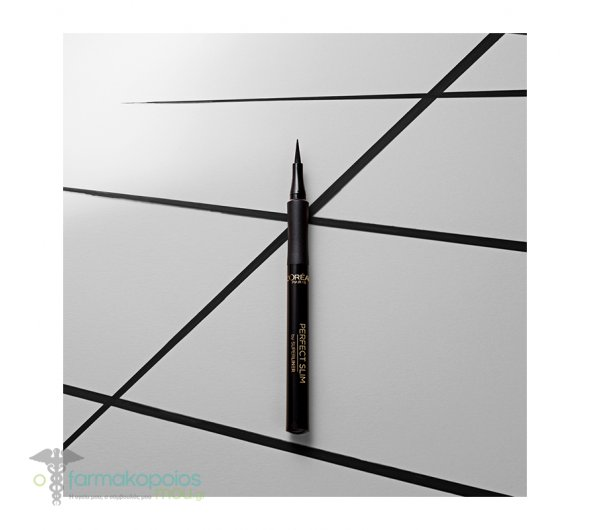 L'oreal Paris Perfect Slim Superliner Eyeliner μεγάλης ακρίβειας, 6ml