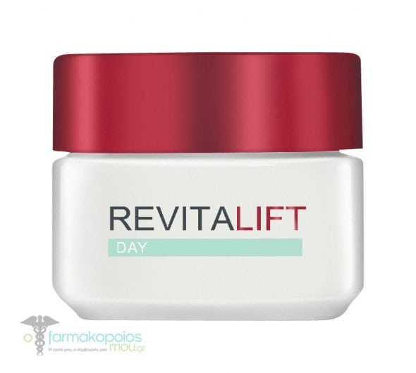 L'oreal Paris Revitalift Classic Light Day Cream Anti-Wrinkle Cream with Light Texture, 50ml