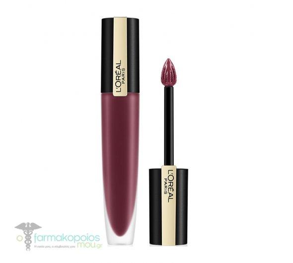 L'oreal Paris Rouge Signature 103 - I Enjoy Liquid Lip Ink Υγρό Κραγιόν Απόχρωση 103 - I Enjoy, 1 τεμάχιο