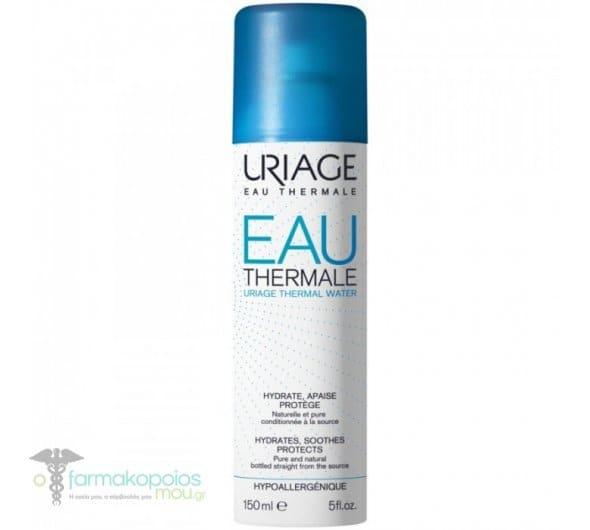Uriage Eau Thermale Water Spray Ιαματικό νερό σε Σπρέι, 150ml