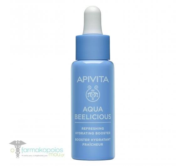 Apivita Aqua Beelicious Refreshing Hydrating Booster Αναζωογόνησης & Ενυδάτωσης, 30ml