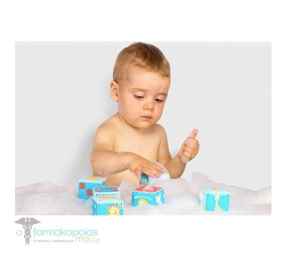 1dd76f9f914 Sophie la Girafe Bath Cubes 523418 Κύβοι Παιχνίδι Μπάνιου, 6 τεμάχια ...