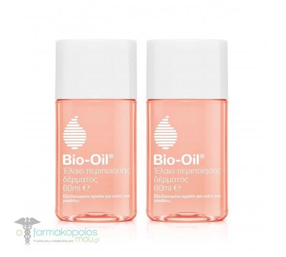 2x Bio Oil PurCellin Oil Ειδική Περιποίηση της Επιδερμίδας , 2x 60ml