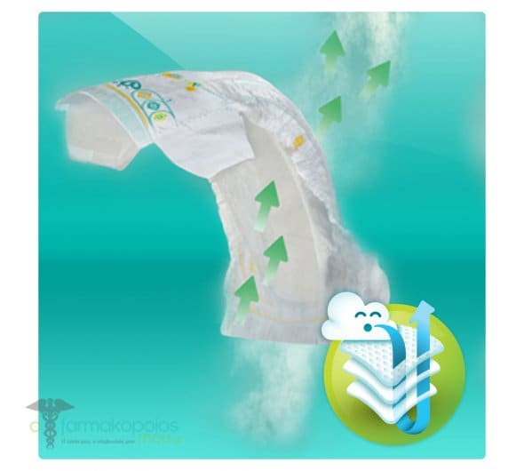 Pampers Active Baby Dry - pana
