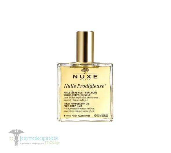 Nuxe PROMO ΕΙΔΙΚΗ ΤΙΜΗ Huile Prodigieuse Ξηρό Λάδι για Πρόσωπο-Σώμα-Μαλλιά, 100ml