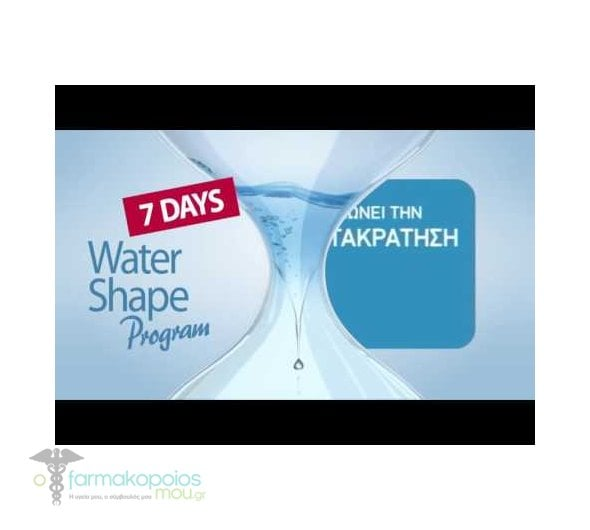 Power Health 7 Days Water Shape Program, 14 eff. tabs