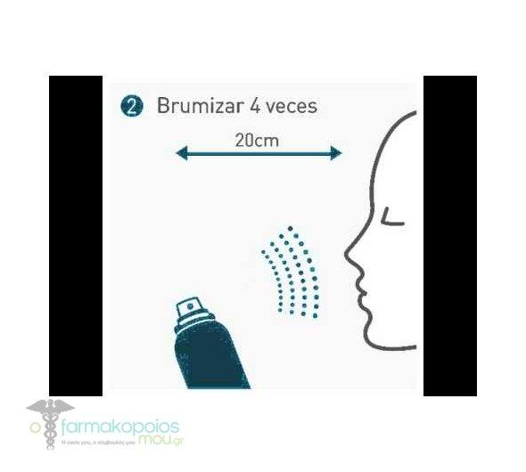 2 x Bioderma Hydrabio Eau de Soin SPF30 Αντιοξειδωτικό Αντηλιακό & Ενυδατικό Νερό Προσώπου για Αφυδατωμένο & Ευαίσθητο Δέρμα, 2 x 50ml