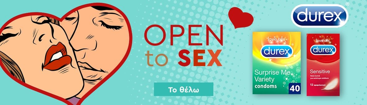Durex - Open to Sex - 210920