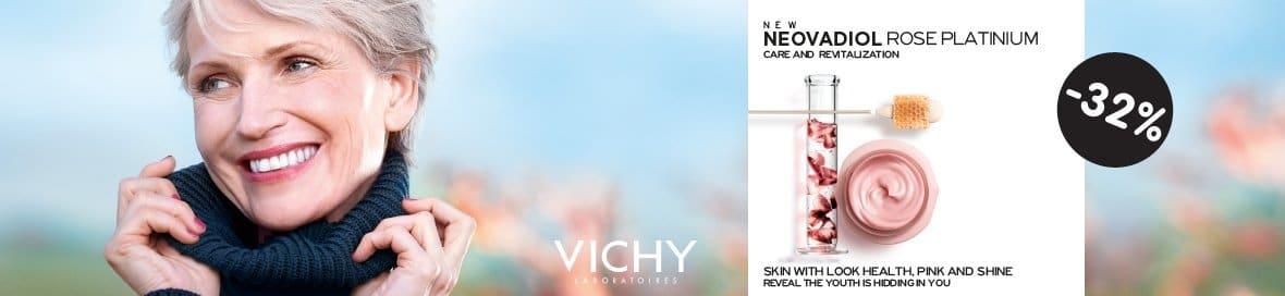Vichy Neovadiol Rose- Online Φαρμακείο