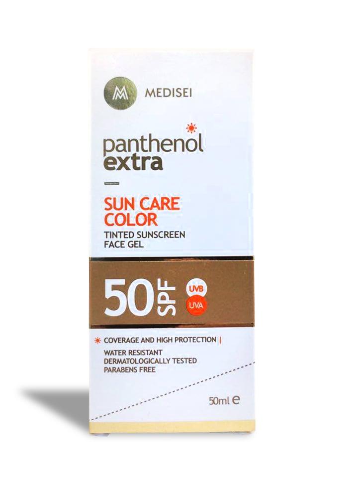 Panthenol Extra Tinted Sun Care SPF50, 50ml