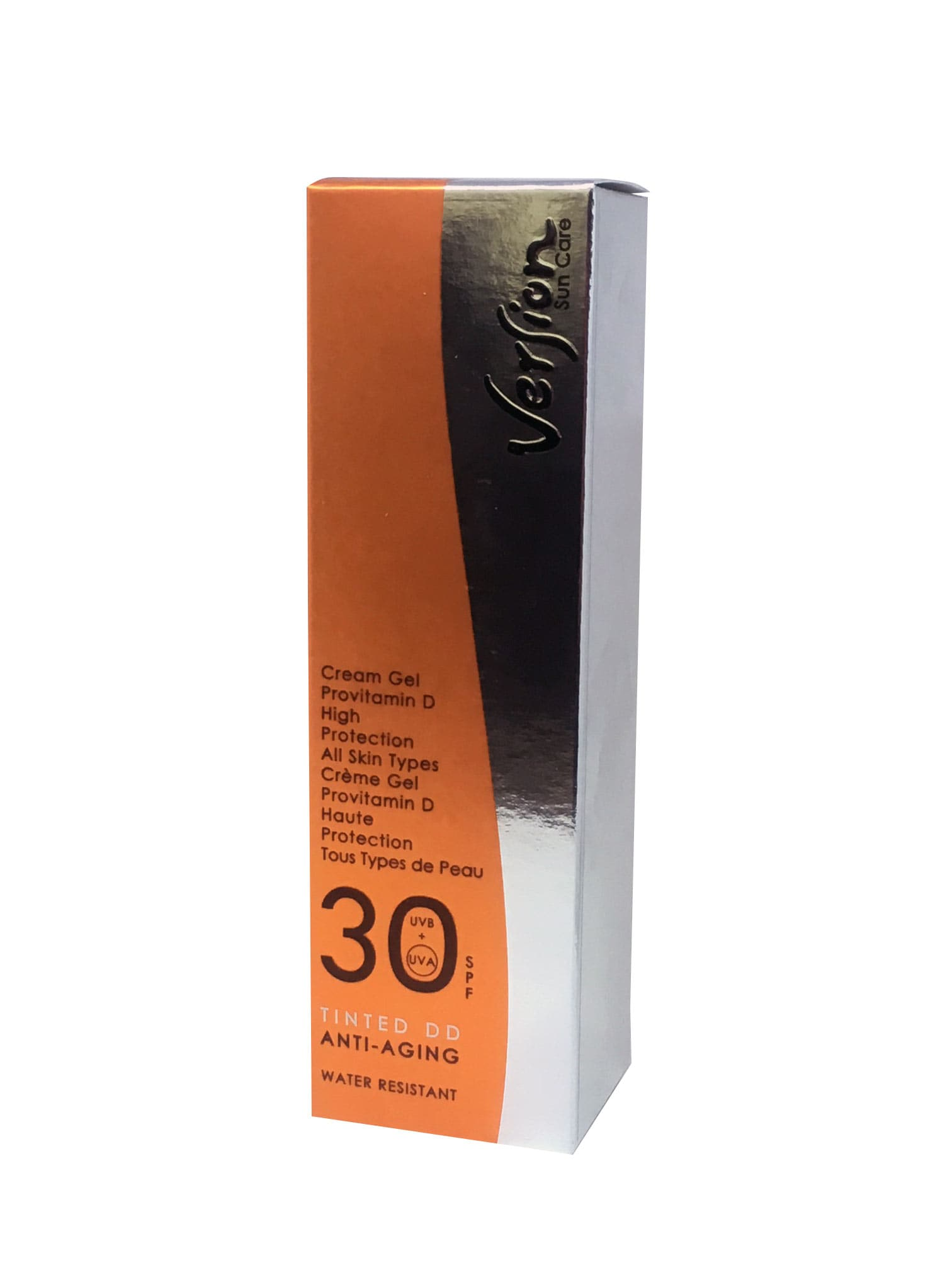 Version Derma Tinted DD Sun Care SPF30, 50 ml