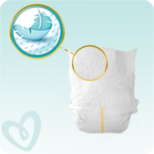 Pampers Premium Care Monthly Pack No.2 Mini (4-11